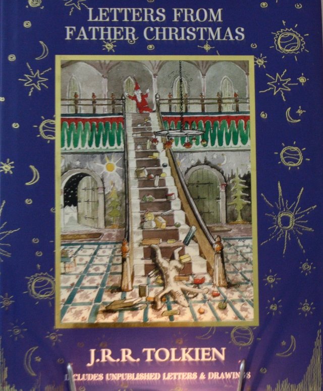 A collection of letters J. R. R. Tolkien wrote to his children from Father Christmas