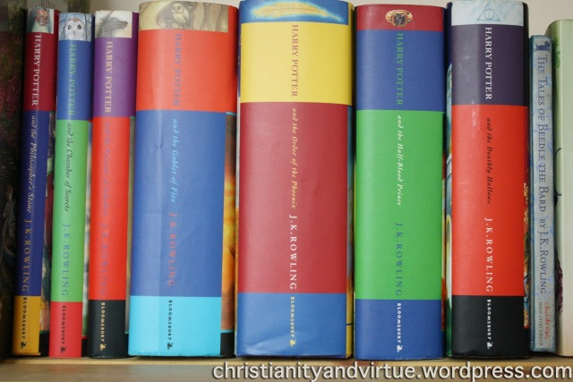 The Harry Potter Series: British Editions