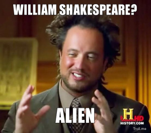 william-shakespeare-alien